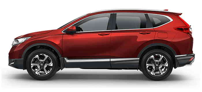 HONDA CR-V TURBO PALEMBANG